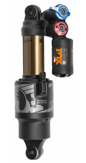 Fox Racing Shox Float X2 FS K 2posAdj Demper 216-63mm zwart/goud